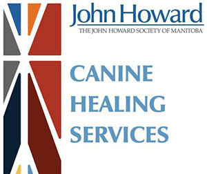 John Howard Society Canine Healing Services logo