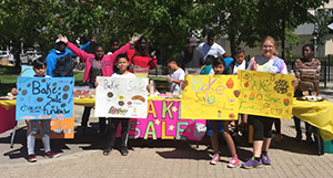 RLC Youth Leadership Bake Sale