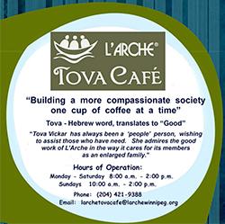 L'Arche Tova Cafe