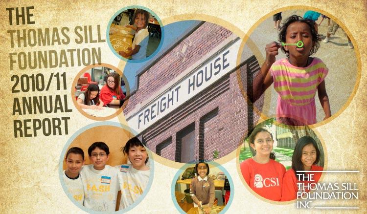 Annual Report graphic 2010-11