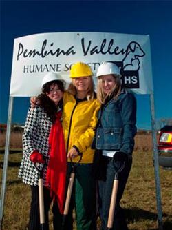 Pembina Valley Humane Society, Morden