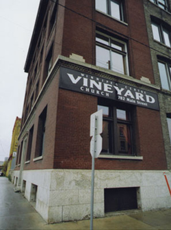 Winnipeg Centre Vineyard Church
