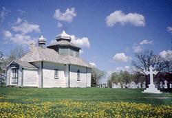St. Michael's Ukrainian Church, Gardenton