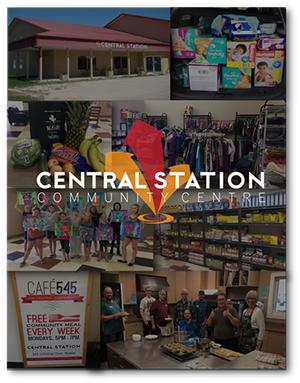 Central Station Community Centre, Winkler