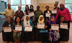 Mosaic - Newcomer Family Resource Network, Winnipeg