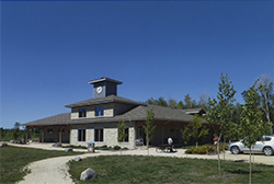 East Beaches Regional Complex Foundation, Grand Marais