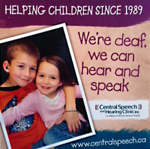 Central Speech and Hearing Clinic Inc., Winnipeg