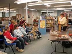 Border Regional Library, Virden