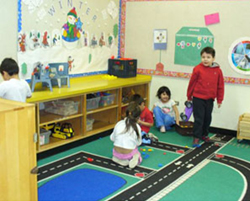 Halcrow Lake Day Care Centre, The Pas