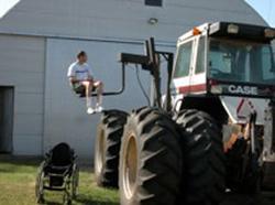 Manitoba Farmers With Disabilities, Elen Creek