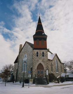 St. Paul's United Church, Boissevain