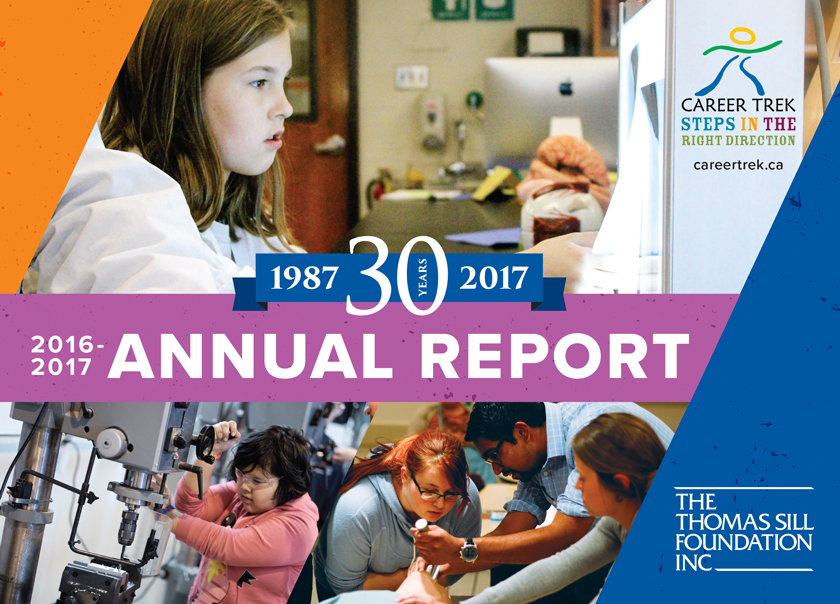 Thomas Sill Foundation Annual Report, 2016-2017